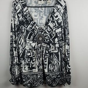 ECI large blouse (491)